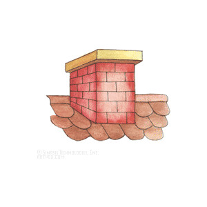 Chimney clipart #16, Download drawings