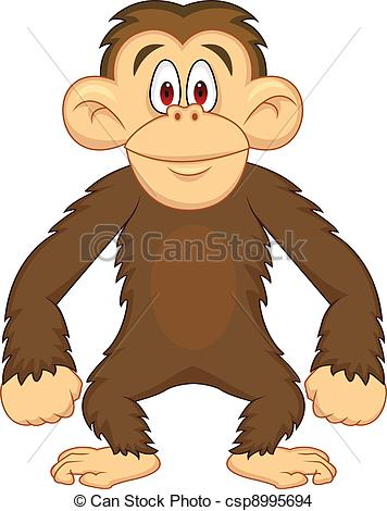 Chimpanzee clipart #10, Download drawings