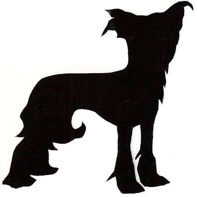 Chinese Crested Dog svg #9, Download drawings