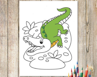Crocodile Monitor svg #2, Download drawings