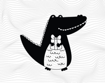 Crocodile svg #7, Download drawings