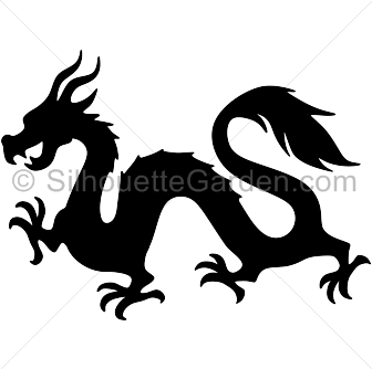Chinese Dragon svg #16, Download drawings