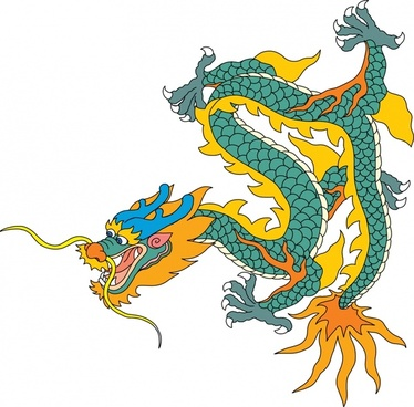 Chinese Dragon svg #8, Download drawings