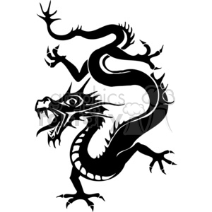 Chinese Dragon svg #13, Download drawings