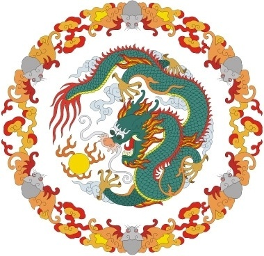 Chinese Dragon svg #3, Download drawings