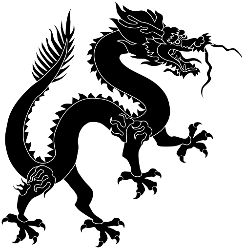 Chinese Dragon svg #14, Download drawings