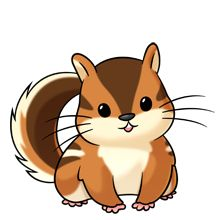 Chipmunk clipart #18, Download drawings