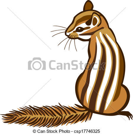 Chipmunk clipart #13, Download drawings