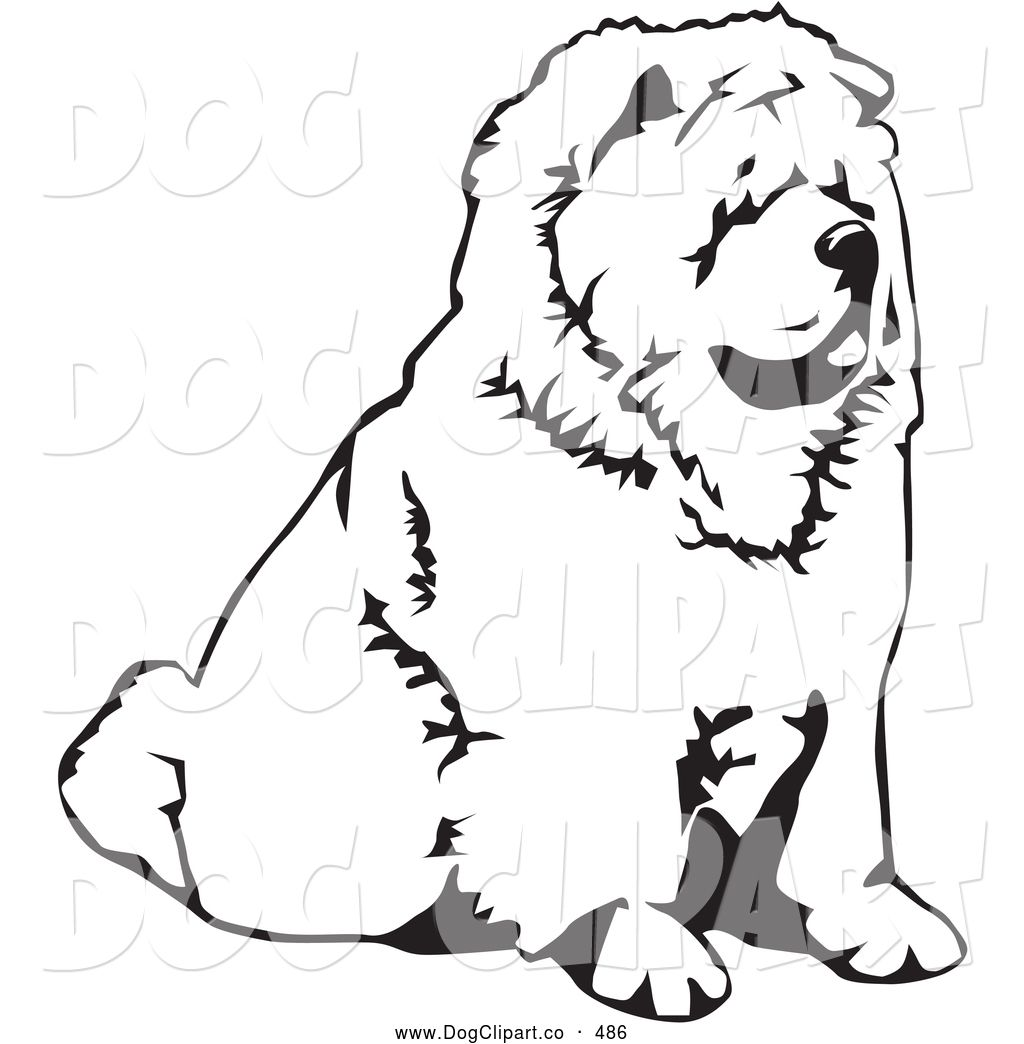 Chow Chow clipart #6, Download drawings