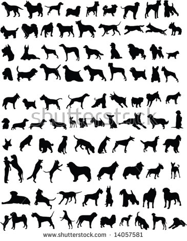 Chow Chow svg #5, Download drawings