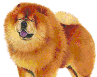 Chow Chow svg #11, Download drawings