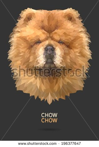 Chow Chow svg #15, Download drawings