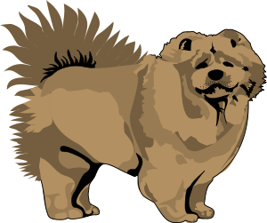 Chow Chow svg #17, Download drawings