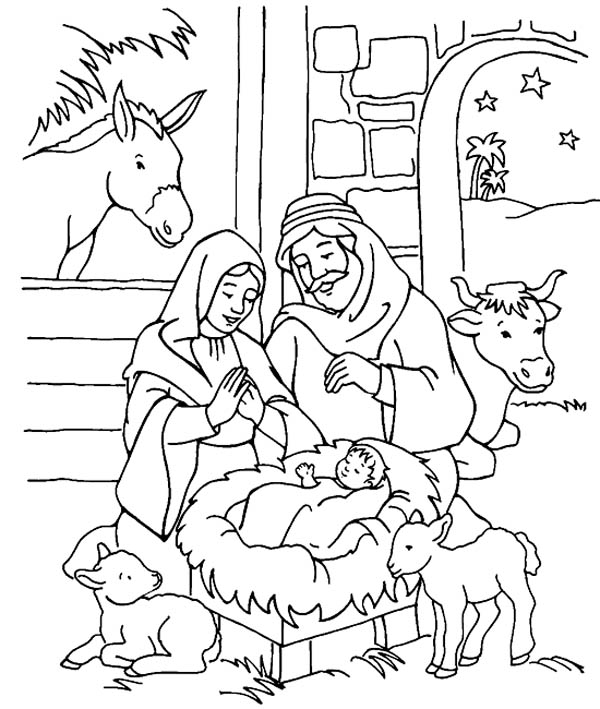 Christ coloring #12, Download drawings