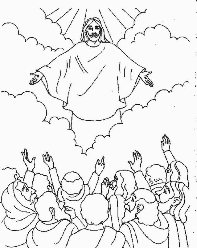 Christ coloring #14, Download drawings