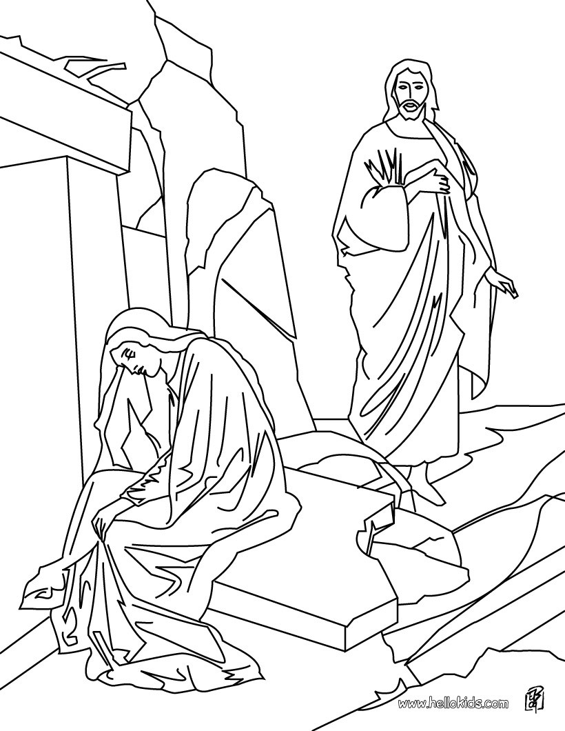Christ coloring #7, Download drawings