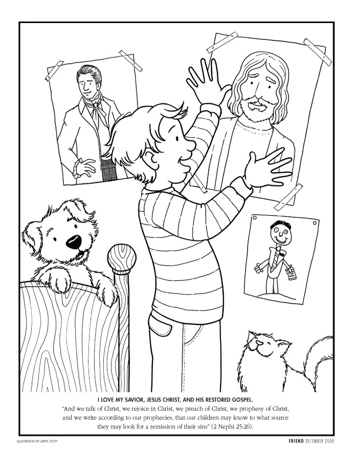 Christ coloring #15, Download drawings