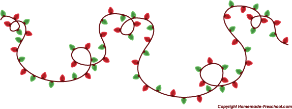 Christmas Lights clipart #17, Download drawings