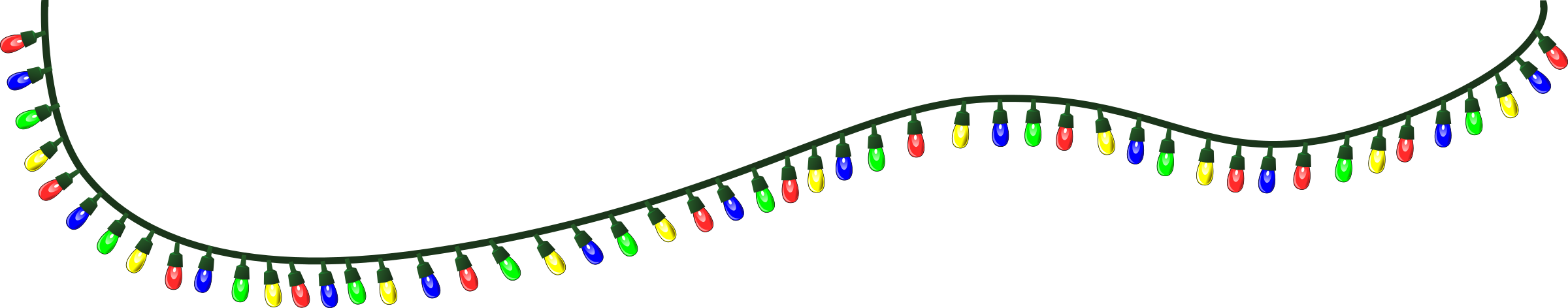 Christmas Lights clipart #6, Download drawings