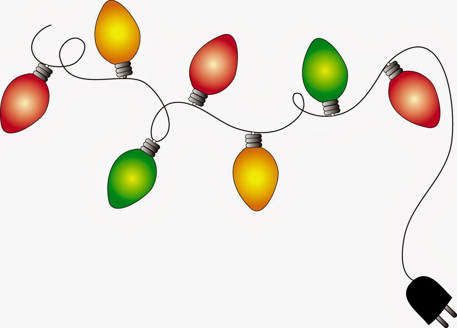 Christmas Lights clipart #10, Download drawings