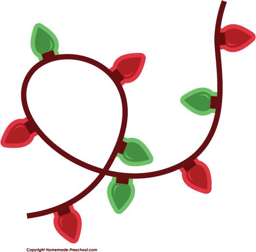 Christmas Lights clipart #14, Download drawings