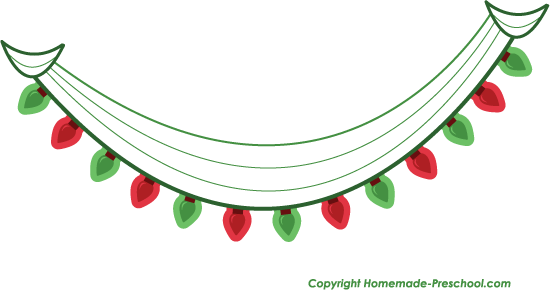 Christmas Lights clipart #12, Download drawings