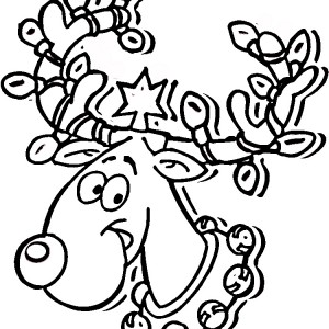 Christmas Lights coloring #11, Download drawings