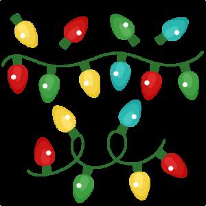 Christmas Lights svg #2, Download drawings