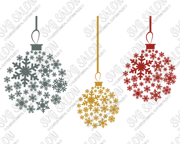 christmas ornament svg #1085, Download drawings