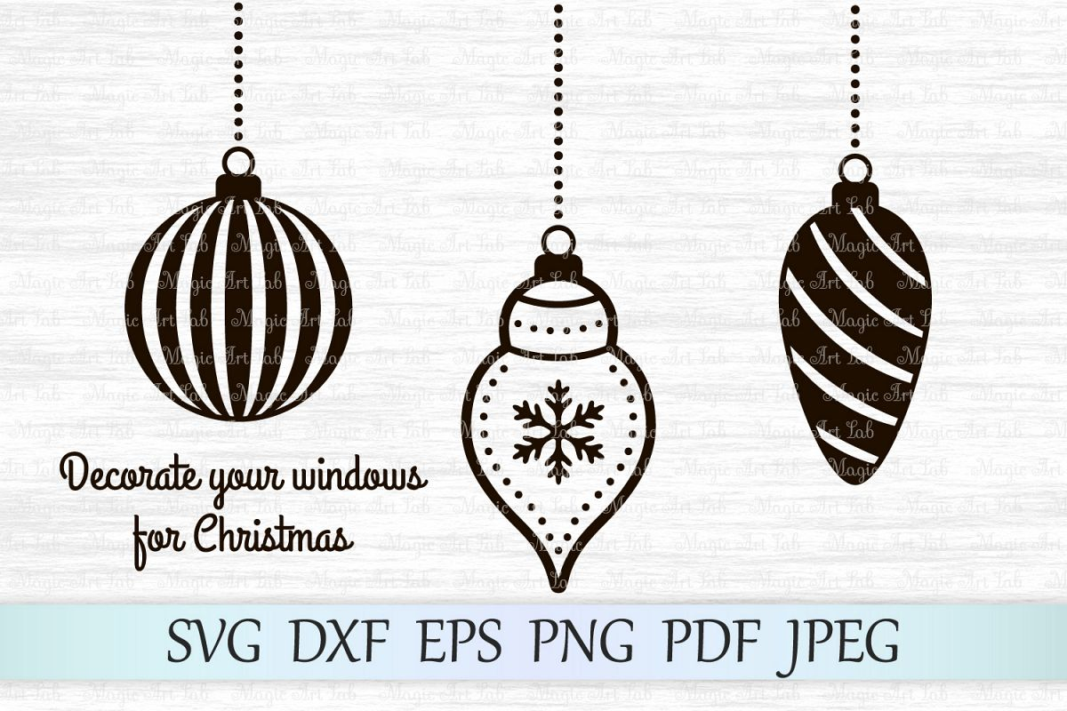 christmas ornament svg #1086, Download drawings