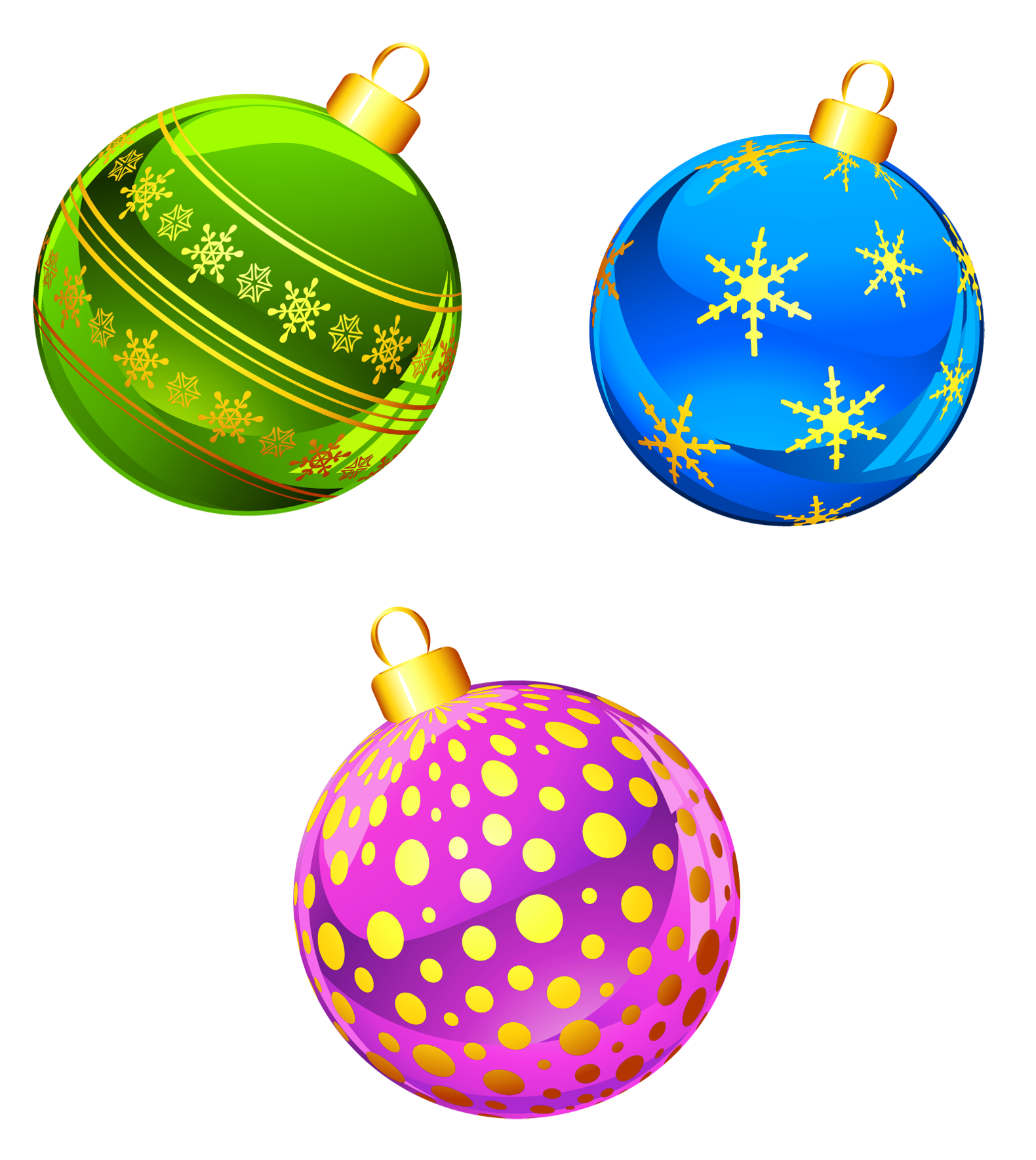 Christmas Ornaments clipart #2, Download drawings