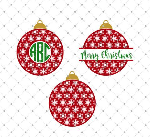 Christmas Ornaments svg #7, Download drawings
