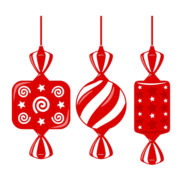 Christmas Ornaments svg #1, Download drawings