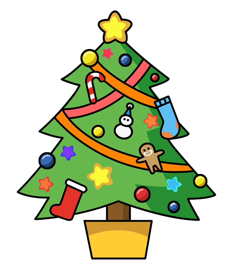 Christmas Tree clipart #20, Download drawings