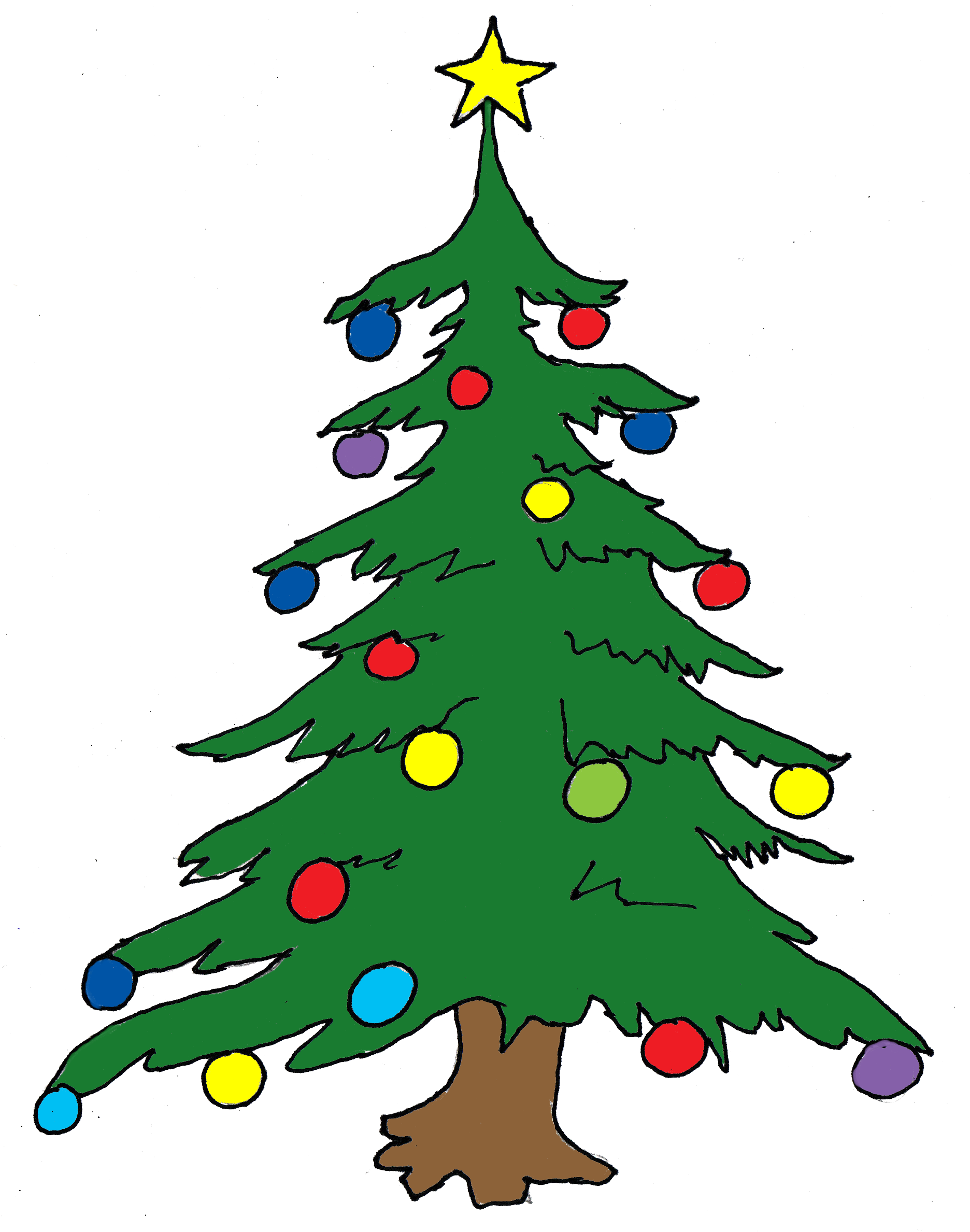 Christmas Tree clipart #11, Download drawings