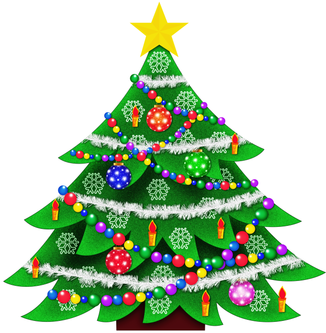Christmas Tree clipart #8, Download drawings