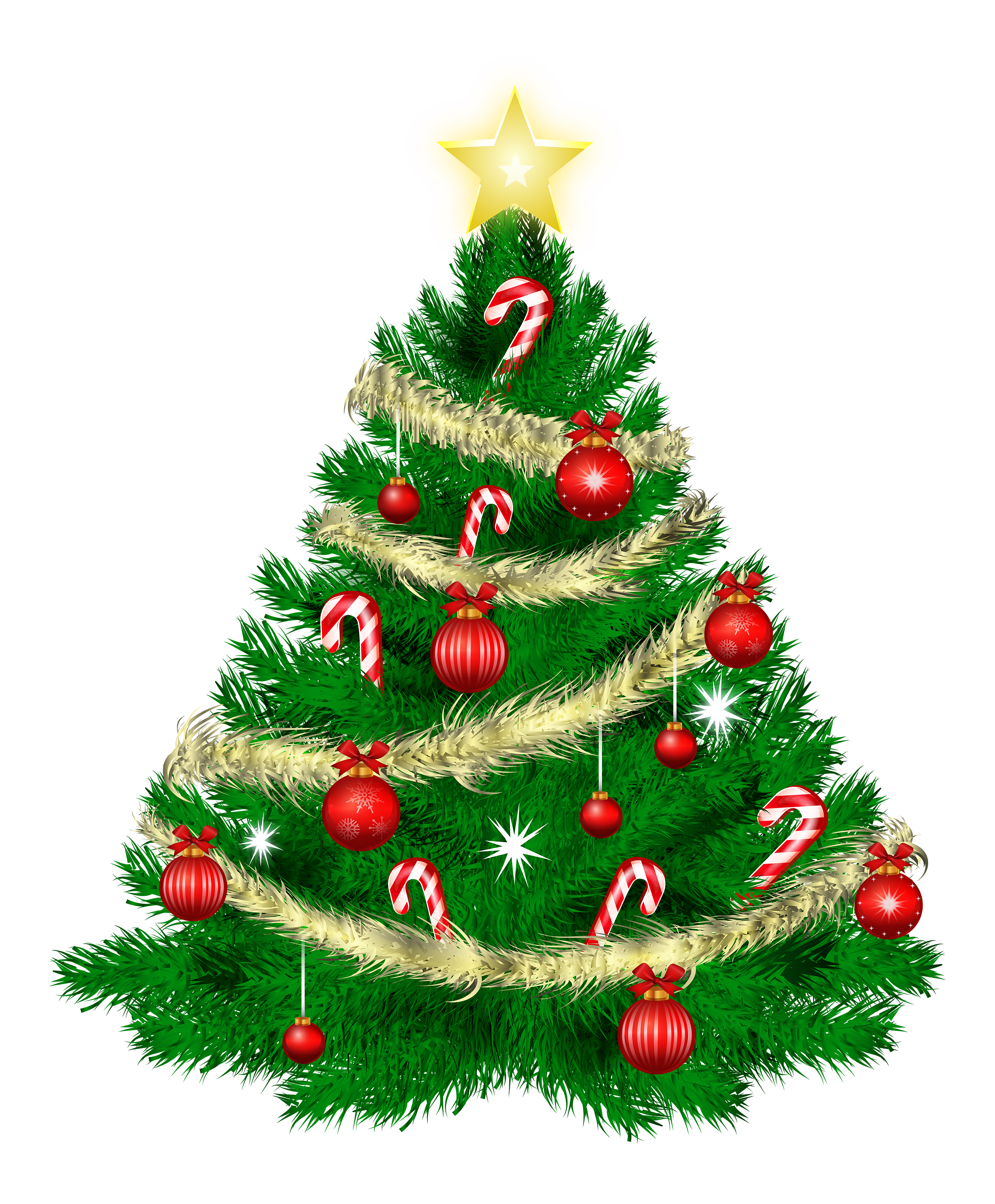 Christmas Tree clipart #2, Download drawings
