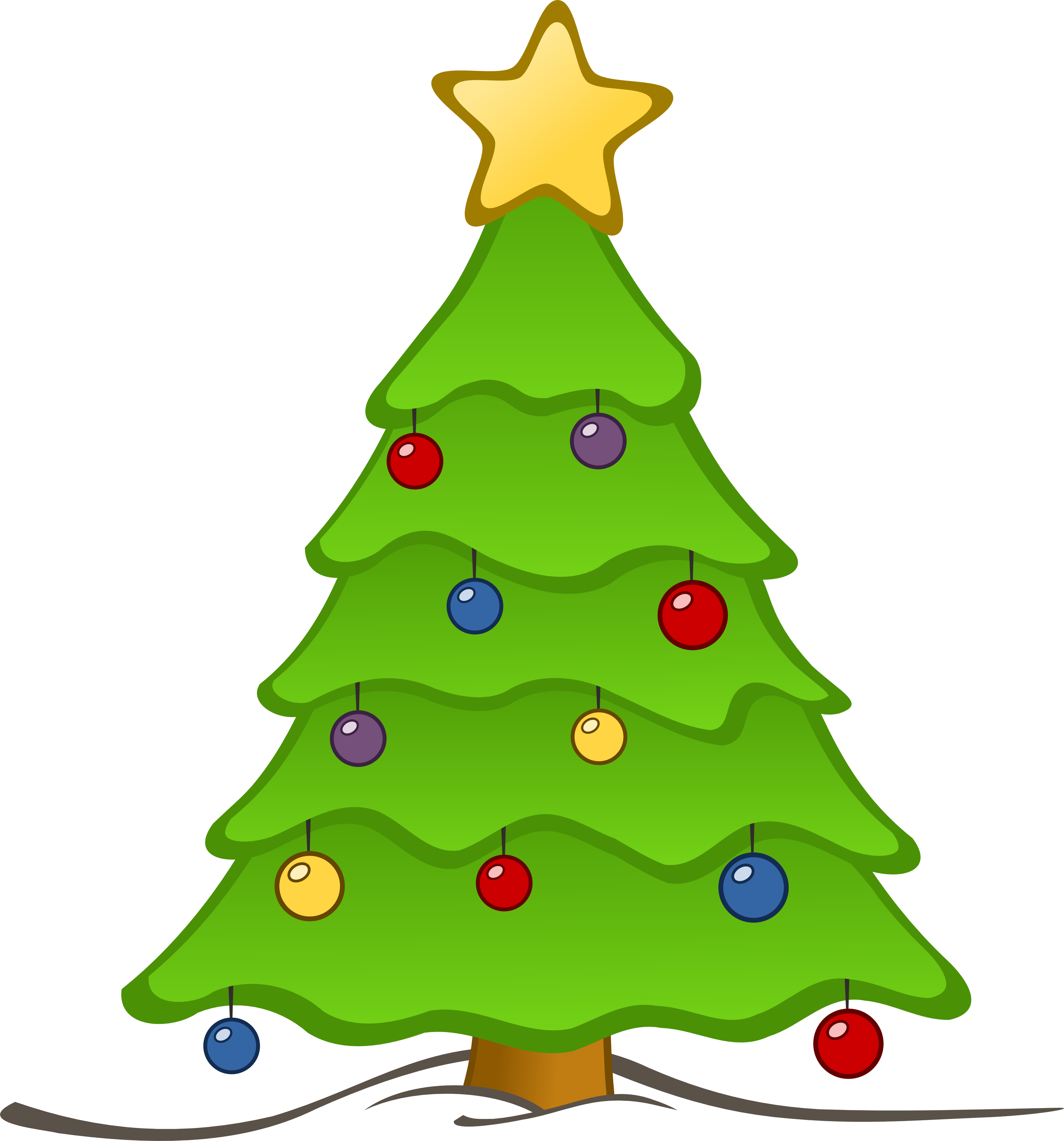 Christmas Tree clipart #7, Download drawings