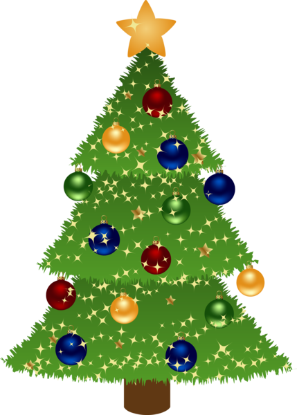Christmas Tree clipart #4, Download drawings