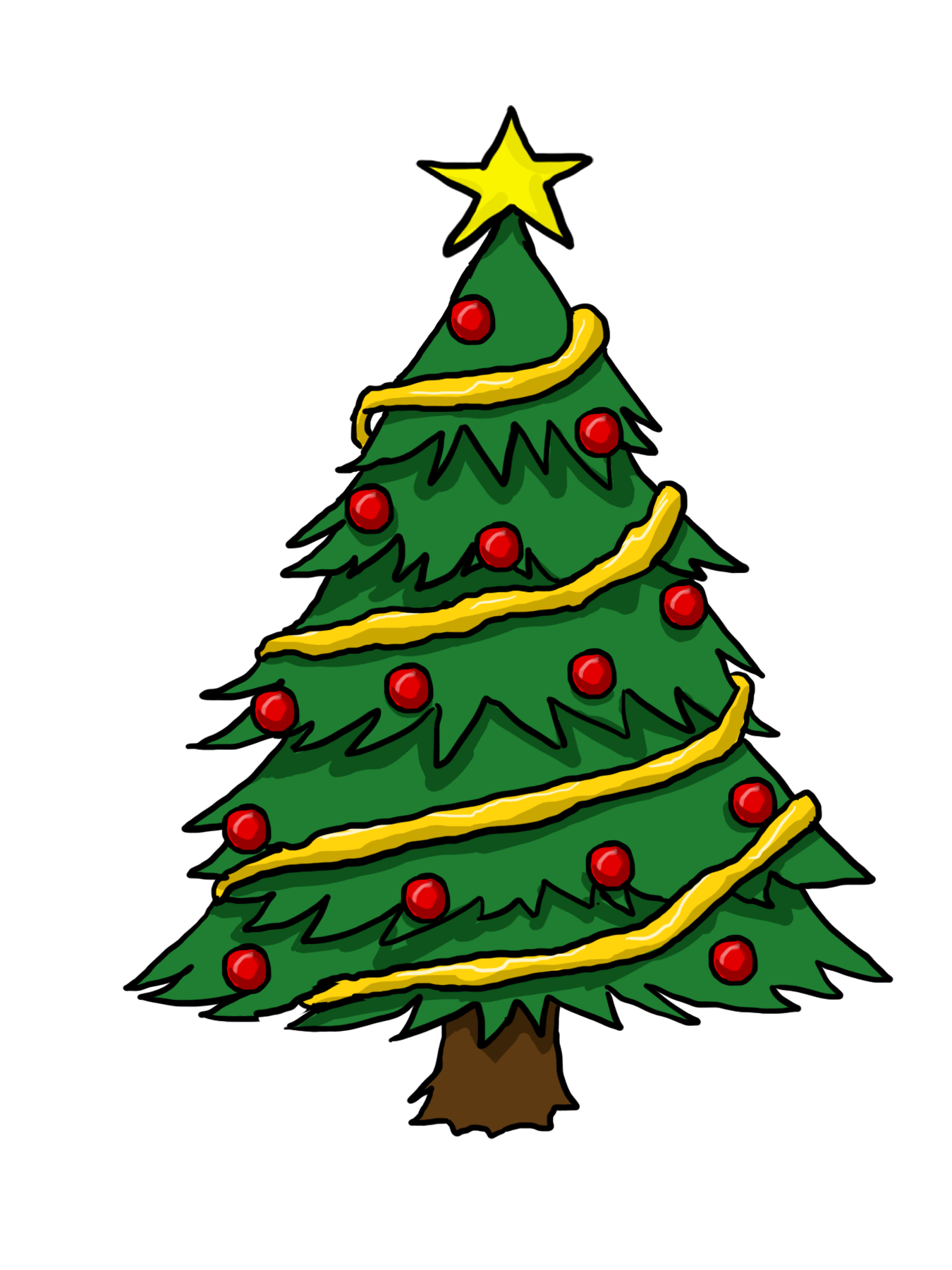 Christmas Tree clipart #9, Download drawings