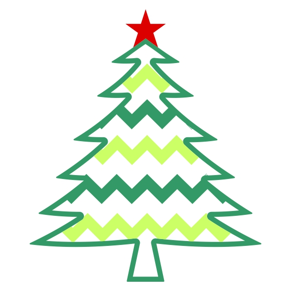 Christmas Tree svg #4, Download drawings