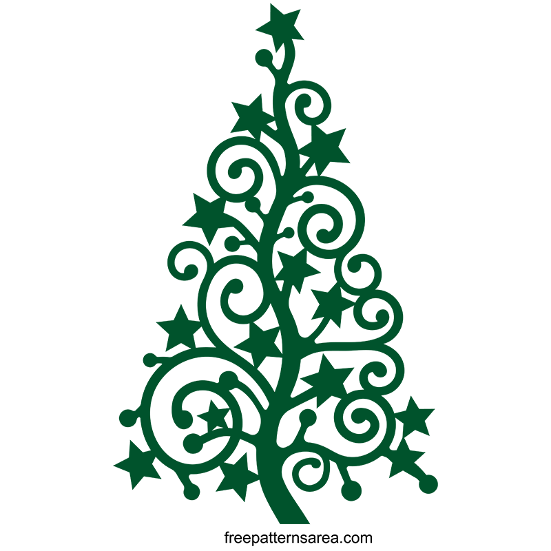 christmas tree svg free #224, Download drawings
