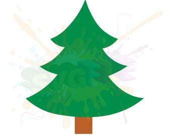 Christmas Tree svg #687, Download drawings
