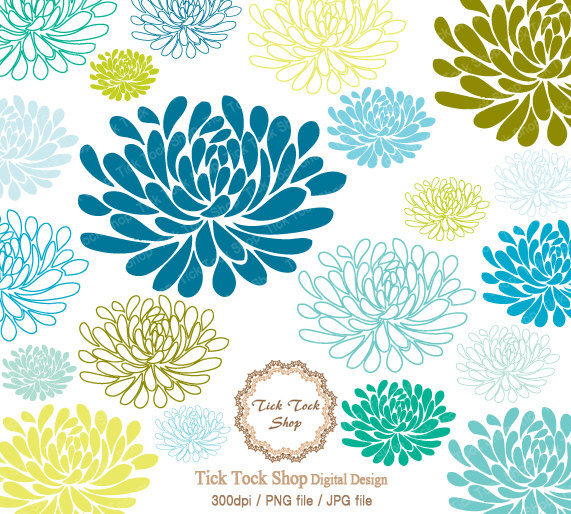 Chrysanthemum clipart #8, Download drawings