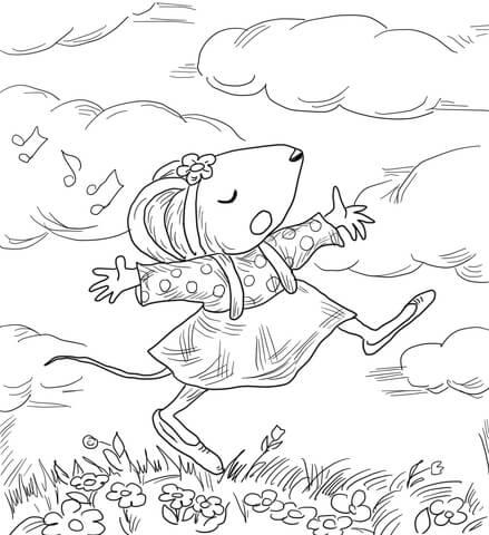 Chrysanthemum coloring #16, Download drawings