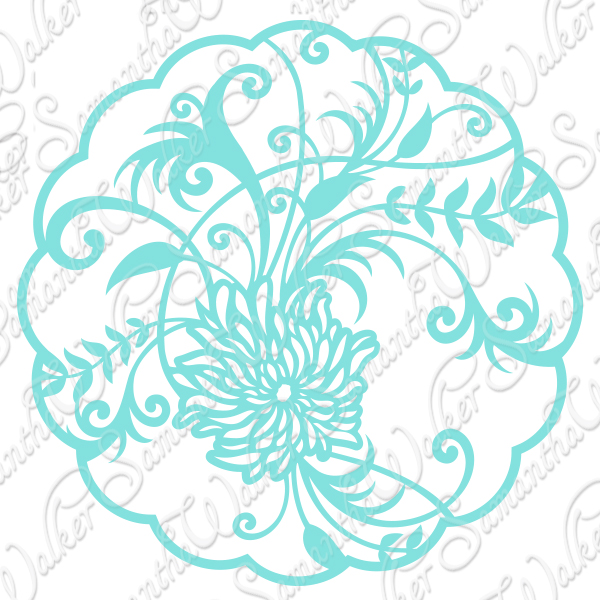 Chrysanthemum svg #6, Download drawings