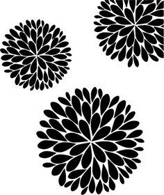 Dahlia svg #16, Download drawings