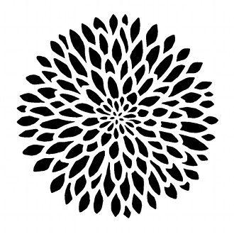 Chrysanthemum svg #19, Download drawings