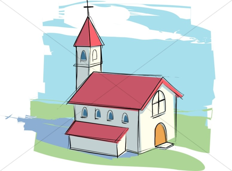 Church clipart #10, Download drawings