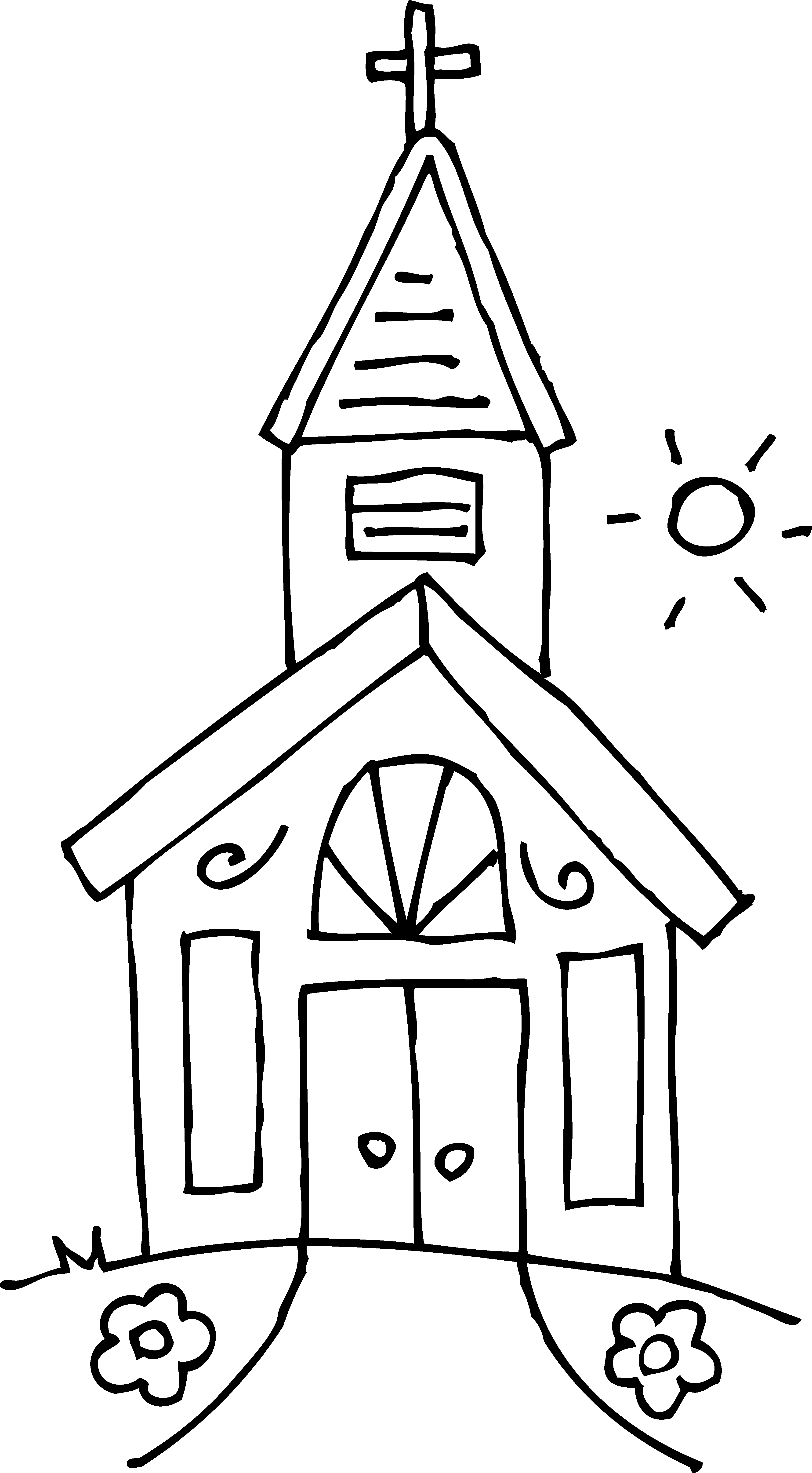 Church clipart #3, Download drawings